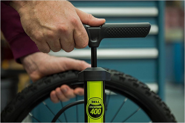 Bell Windstorm 400 High Volume Floor Bike Pump NEW