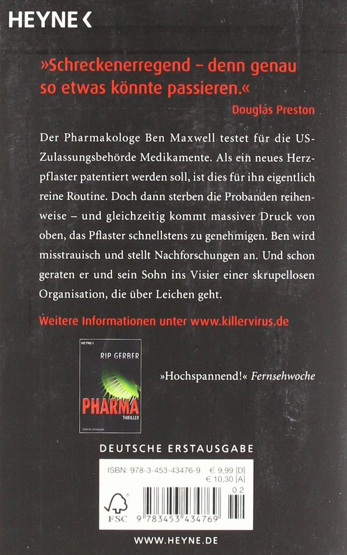 THRILLER GERMAN EDITION DOCUMENT Original (PDF)