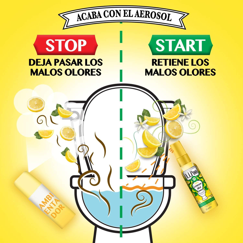 Air Wick VIPoo Spray para el WC, Fresh - 55 ml: Amazon.es ...