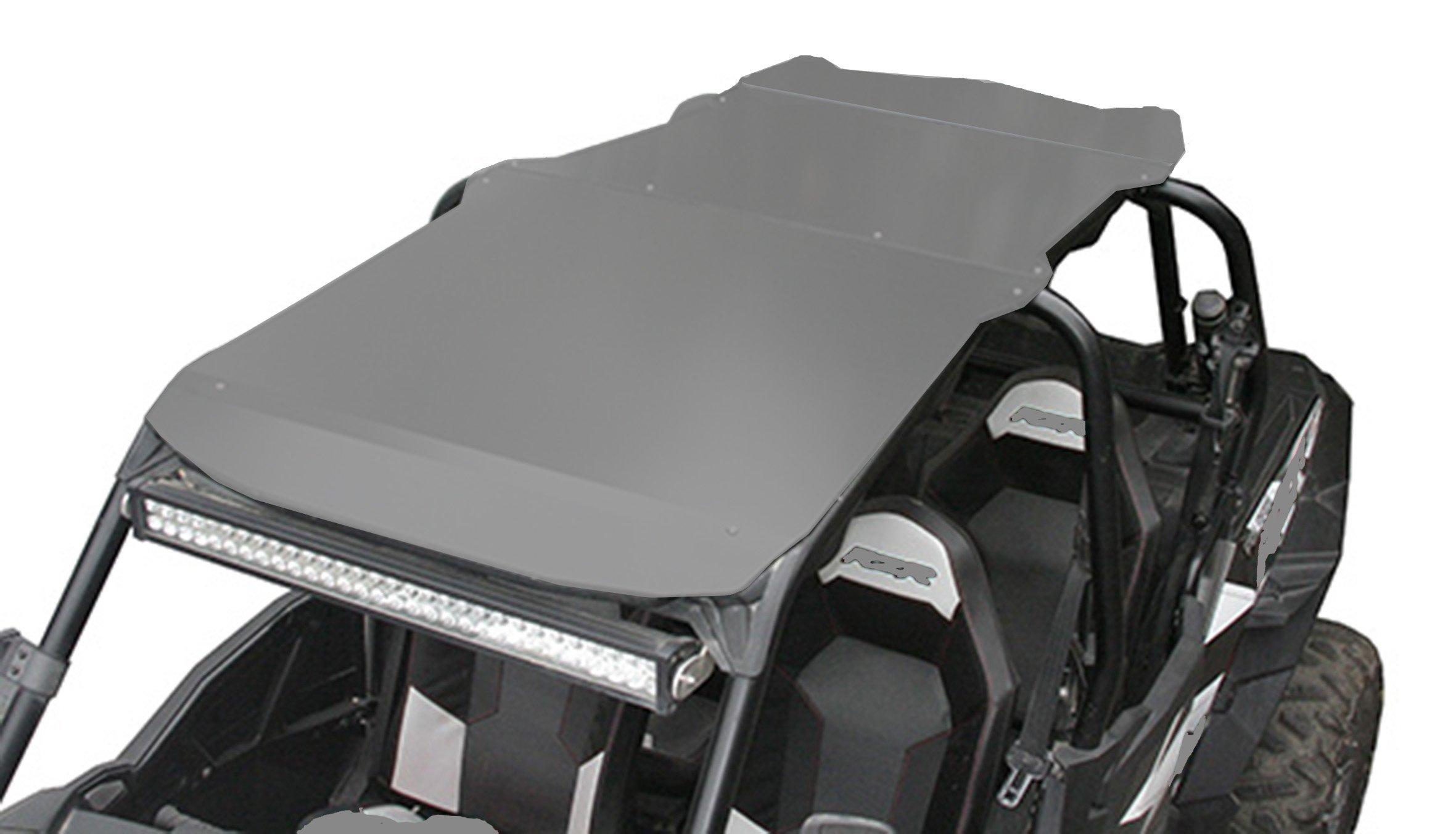 Aluminum Roof Polaris RZR 900/1000 4 Seats (Gray)