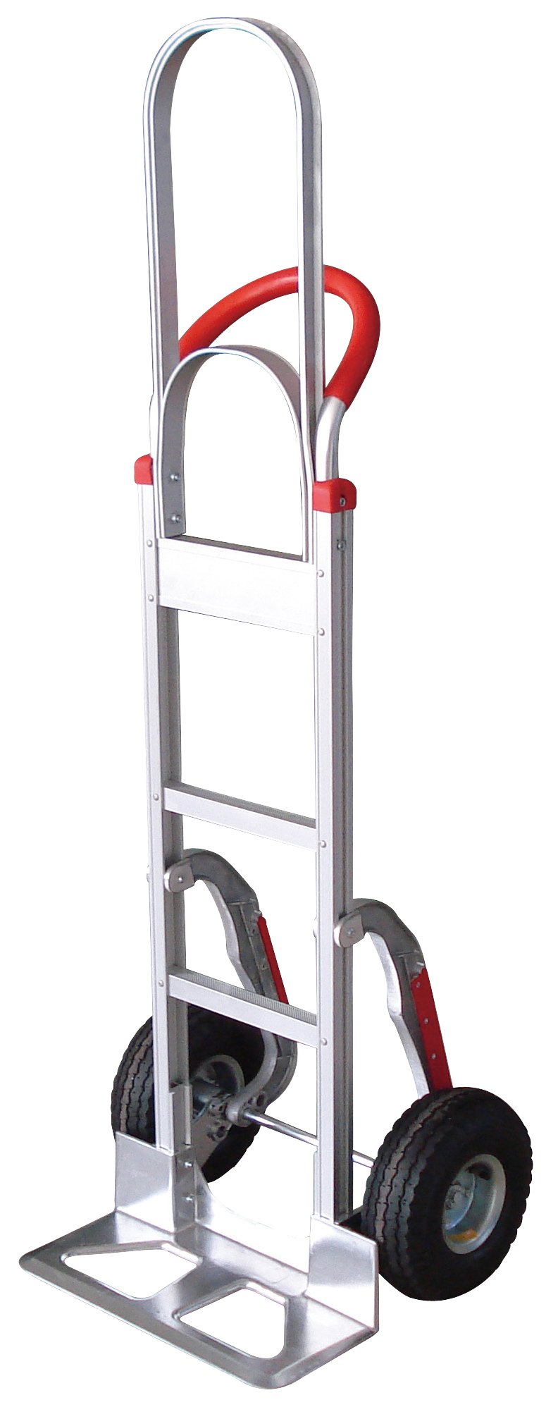 Tyke Supply Aluminum Stair Climber Hand Truck with Extra Tall Handle by Tyke Supply