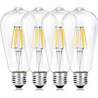 Wedna E27 6 W Bombilla decorativa LED