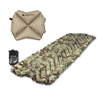 Amazon.com: Klymit - Colchoneta de dormir con aislamiento ...