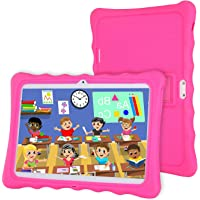 "Tablet 10"", Lamzien Kids Tablet, Android 8.1 Quad-Core 1.8 Ghz 2GB RAM 32GB Almacenamiento 1280x800 IPS Display 3G Dual…"