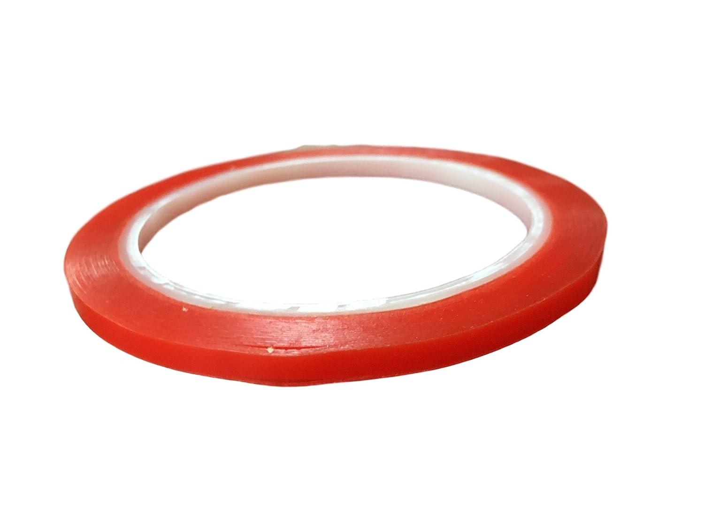 10 mè tres –  5 mm de large ruban adhé sif double face ultra solide –  Sticky tape Ruban adhé sif de montage pour la construction, voiture, maison & atelier –  pratique