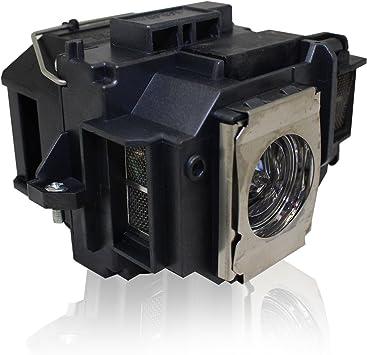 Starlight Lampara Proyector ELPLP54 V13H010L54 Compatible con ...