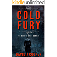 Cold Fury: The Cannock Chase Murders book cover