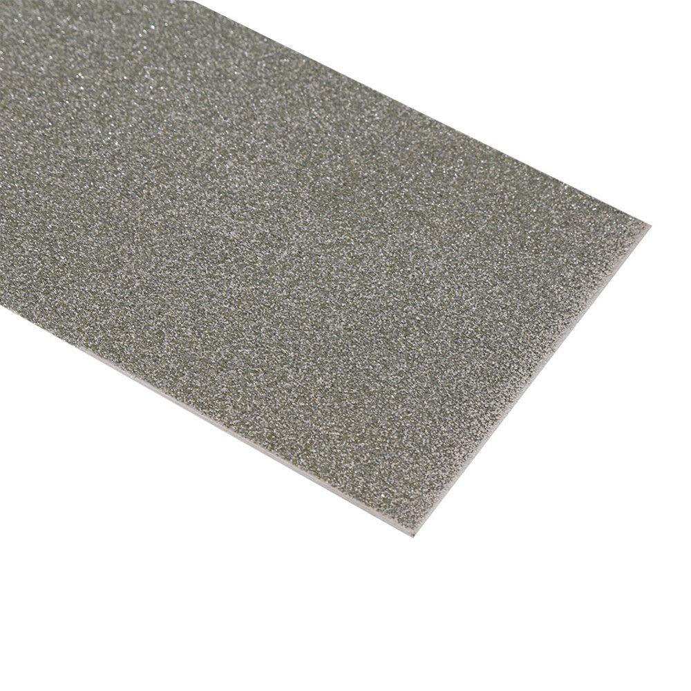 Polieren rechteckig Senris Diamant-Schleifsteine 80-3000er K/örnung grau Diamant-Schleifstein Schleifstein-Werkzeug
