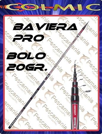 Colmic Rod Baviera Pro Bolo Mt 500 600 700 Casting 20 Gr Amazon