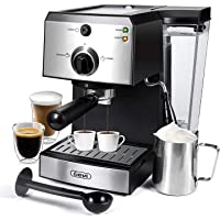 Gevi Espresso Machines 15 Bar Fast Heating Cappuccino Coffee Maker with Foaming Milk Frother Wand for Espresso, Latte…
