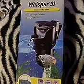 Amazon Com Tetra Whisper In Tank Filter 3i For 1 3