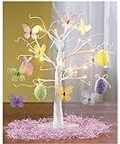 "White Wire 18"" All Seasons Tree"