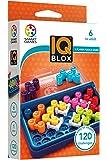Smart Games SG 466 - Strategiespiel, Spel IQ Blox, 120 Opdrachten, mehrfarbig