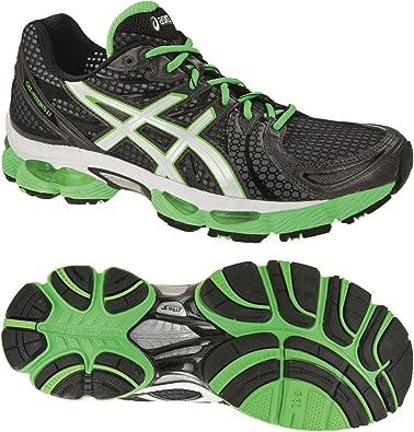 Asics Gel Nimbus 13, Zapatillas para Hombre, Black, 40.5 EU: Amazon.es: Zapatos y complementos