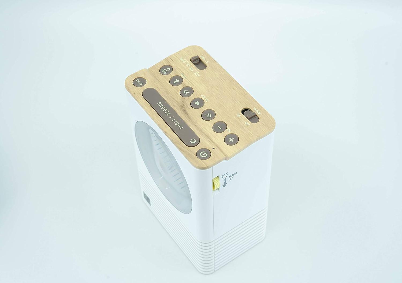 Soundrise Classic Radiowecker Und Bluetooth Speaker Heimkino Tv Video