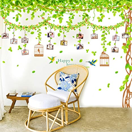 Amazon.com: RTLJN Wall Sticker Decorazione tridimensionale ...