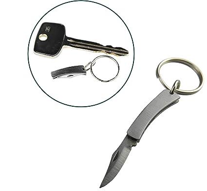Amazon.com: ACE Campamento Micro cuchillo: Sports & Outdoors