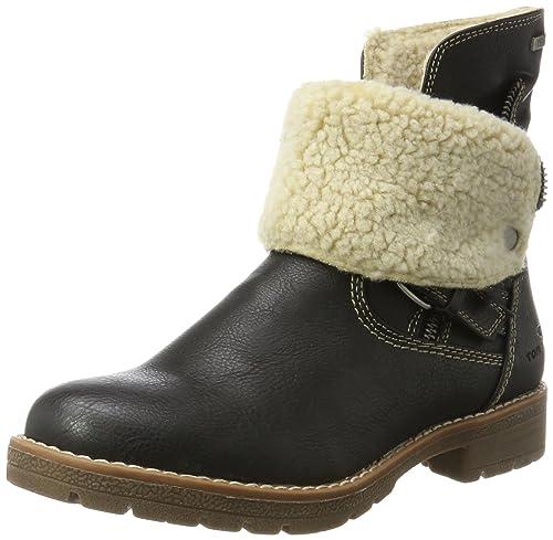 TOM TAILOR 3792007 Damen 3792007 TAILOR Stiefel  Amazon   Schuhe & Handtaschen f65c89