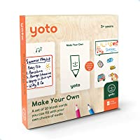 Yoto - Make Your Card Pack - 10 Blank Cards to Load Content