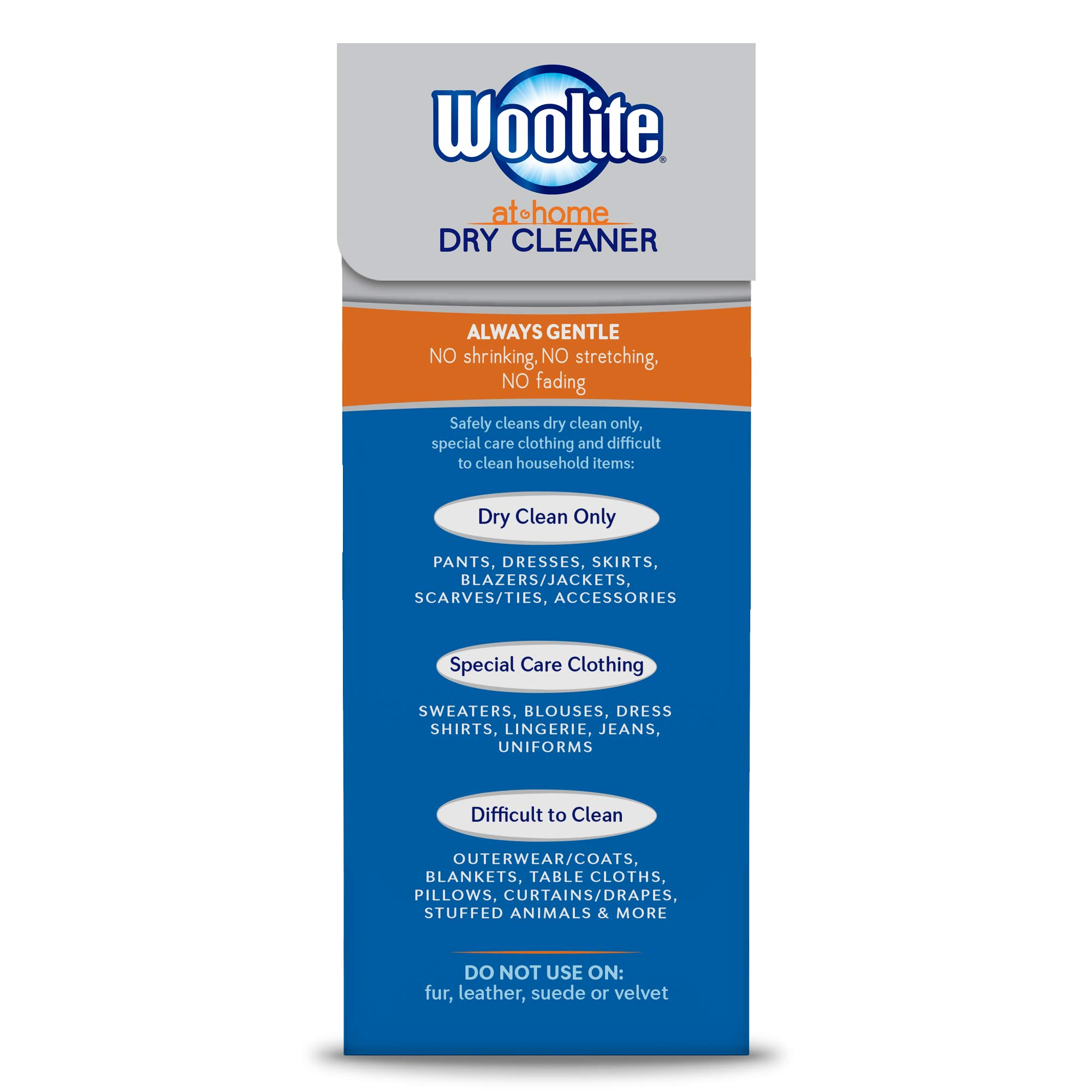 Woolite at-Home Dry Cleaner, Fresh Scent, 28 Cloths by Woolite (Image #4)