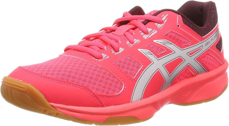 Asics Gel Flare 6 GS C70NQ 700 Enfant mixte chaussures de volleyball Rose