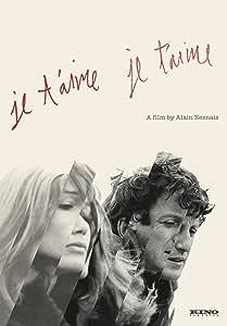 Je t'aime je t'aime: Claude Rich: Amazon.com.br: DVD e Blu-ray