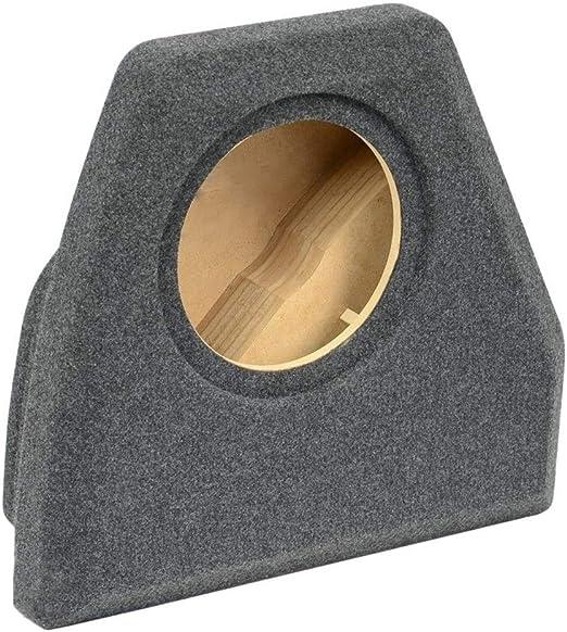 Custom Fit Subwoofer Box Leergehäuse Für Vw Golf 5 6 10 25cm Audio Hifi