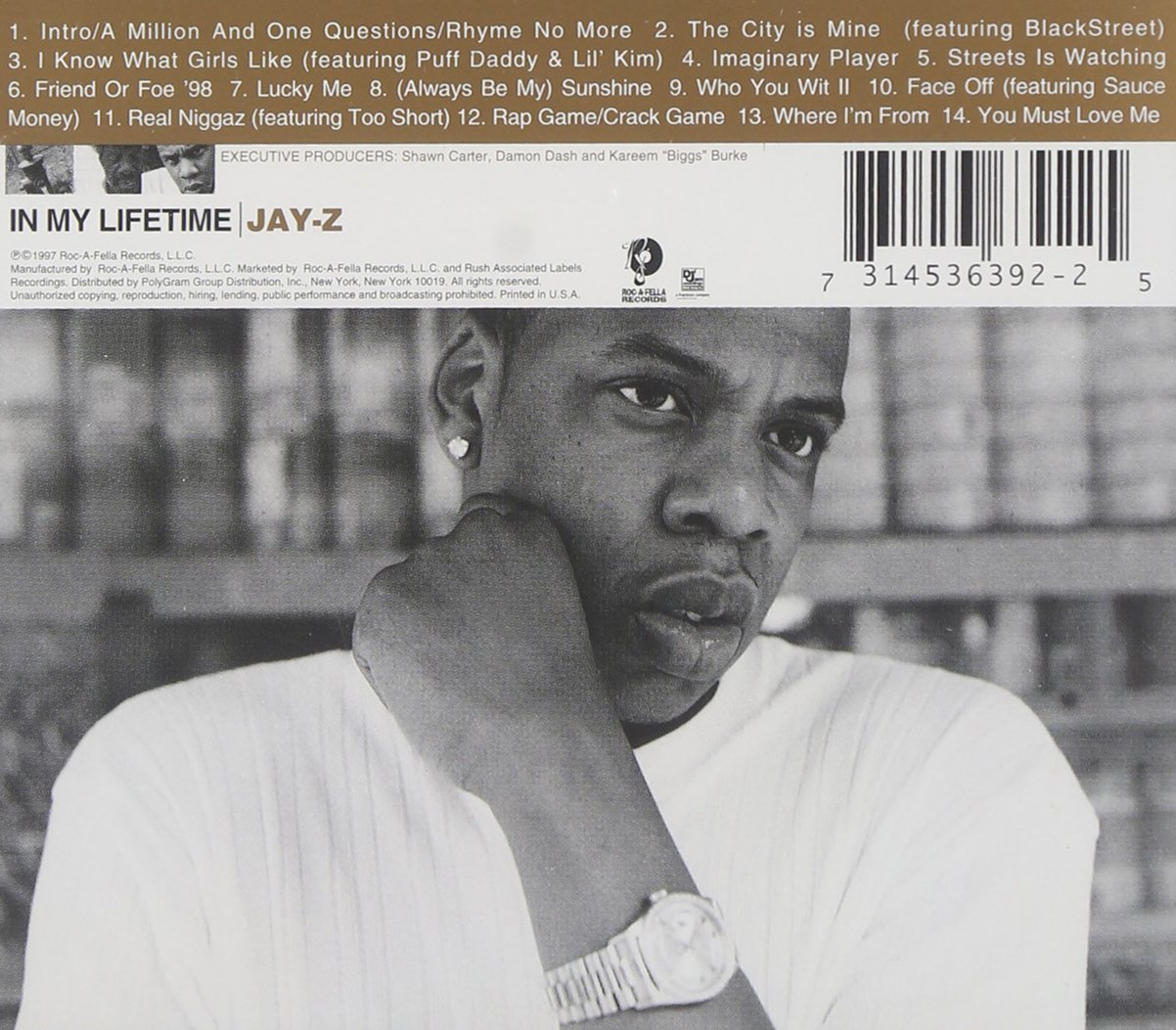 Jay z vol 1 in my lifetime amazon music malvernweather Images