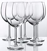 Red Wine Glass By Ikea- Svalka Series SET OF 6, 10