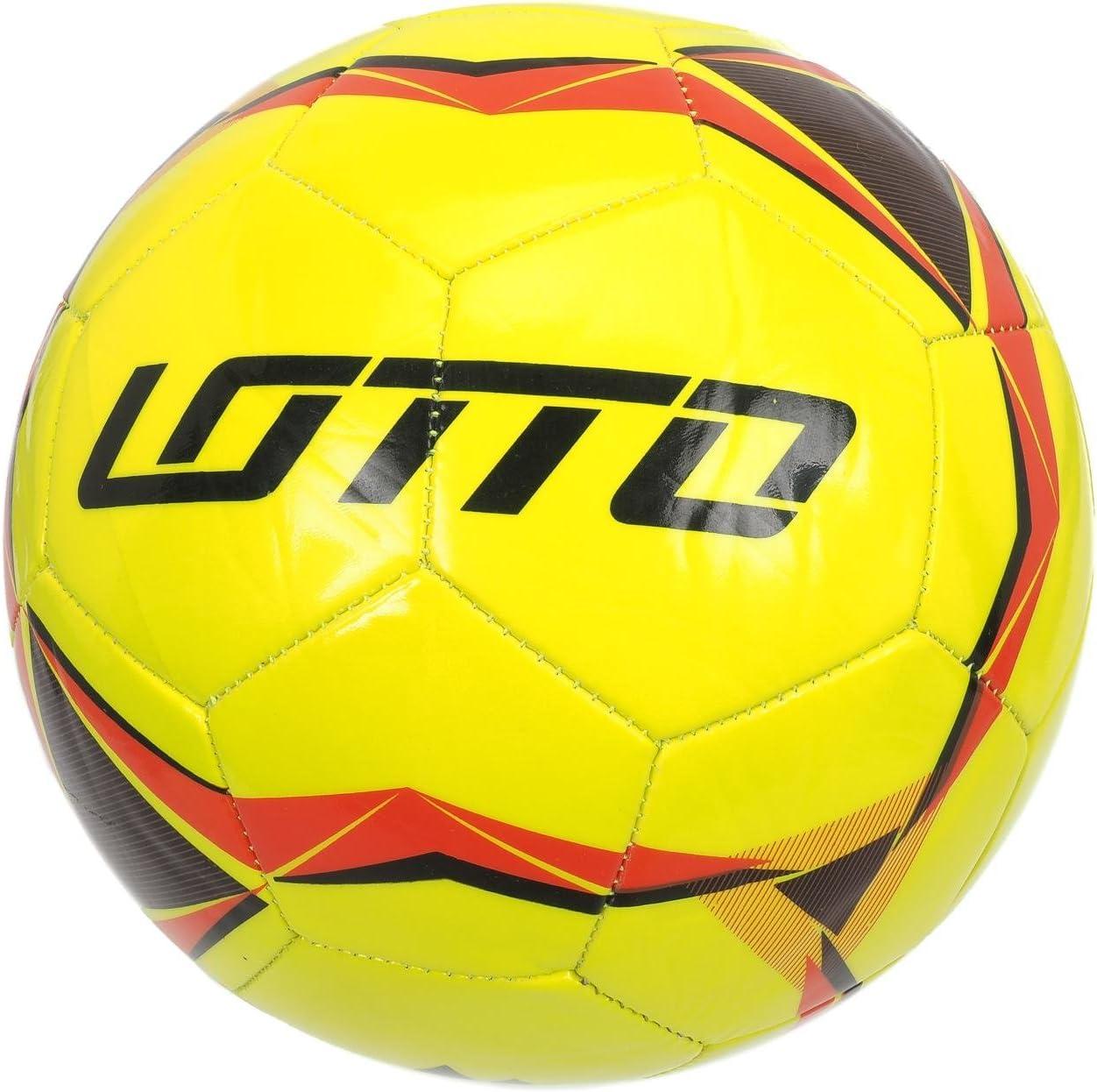 Lotto – Cross FB950 T5 Amarillo – Balón Fútbol Entrenamiento ...