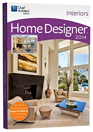 Amazon.com: Home Designer Interiors 2014: Software