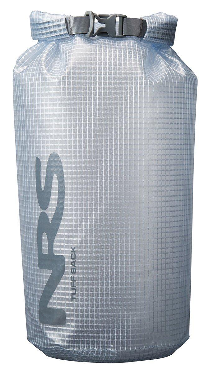 NRS Tuff Sack Dry Bag B01KYXSZRM 10 Liters|クリア クリア 10 Liters