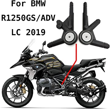 R/&G Racing Bar End Sliders Black for 13-18 BMW R1200GS