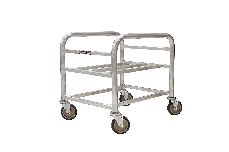 Prairie View Ind. Food Service LUGCT1BK4 Bulk Mover Cart, 20.5