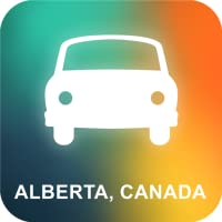 Alberta, Canada GPS Navigation