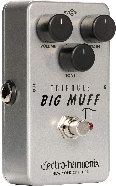 Electro Harmonix Triangle Big Muff Overdrive Pedal