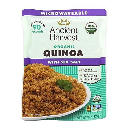 Bolsa de quinoa con certificado de cosecha antigua ...