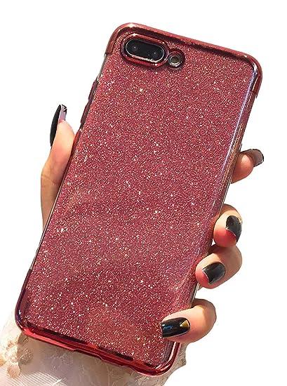 cheap for discount b3e16 de503 Amazon.com: Misteem Glitter Case for Honor 9 Lite, Luxury Flash ...