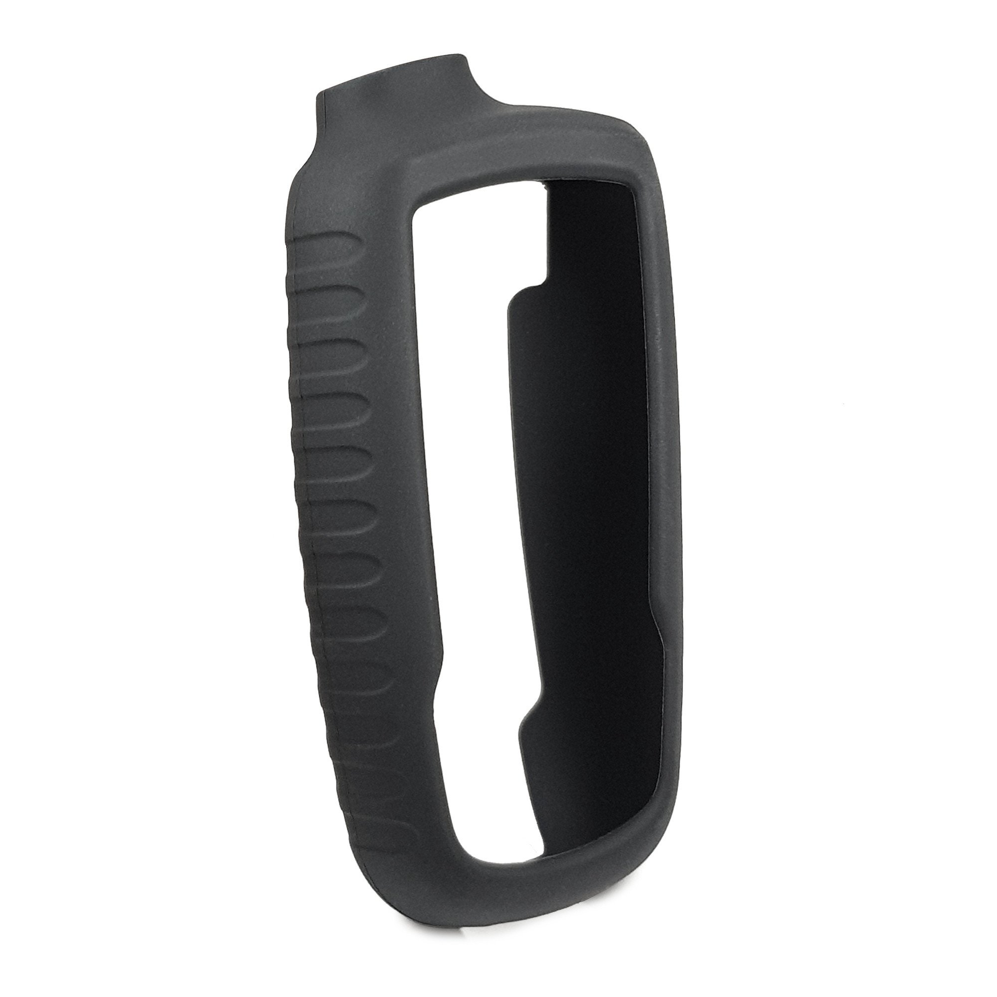 Tuff-luv Protective Silicone Gel Skin Case Cover for Garmin GPS Map 62 62s 62st 62sc 62stc 64 - Black