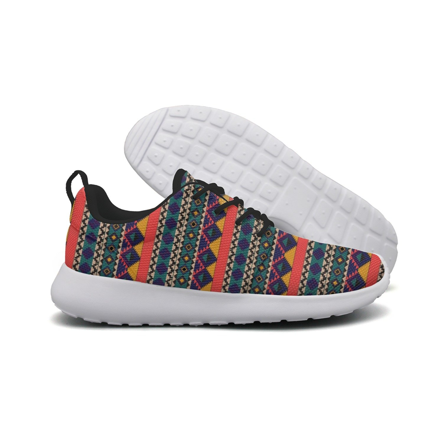 FUFGT African Style Man New Casual Running Shoes Navy Comfortable