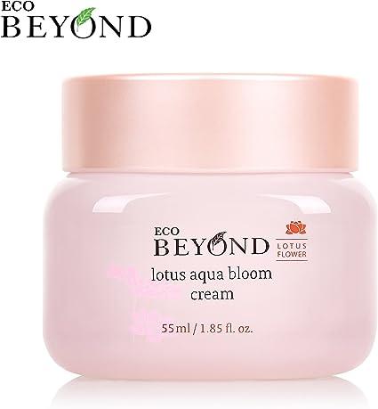 ECO BEYOND Crema floración aqua - hialurónico hidratante ácido 55 ...