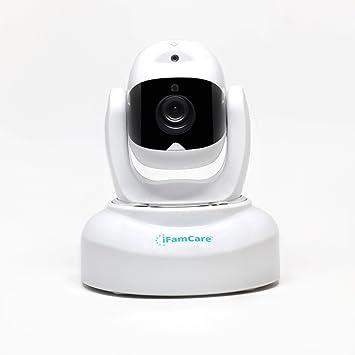 hausuberwachung ifamcare 1080p videokamera zur hausa 1 4 berwachung fa r iphone und android mit luftqualitatssensor babyphone 360 ideas for business projects
