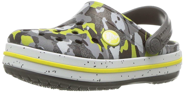Crocs Kids' Crocband Camo Speck Clog -