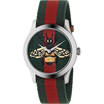 3c6a7b750c8 Image Unavailable. Image not available for. Color  Gucci G-Timeless ...