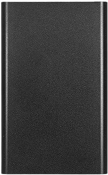 Disco duro externo portátil de 2 TB, actualización de disco duro portátil USB 3.0 para PC, portátil, Mac, Chromebook, Smart TV negro 2 tb: Amazon.es: Electrónica
