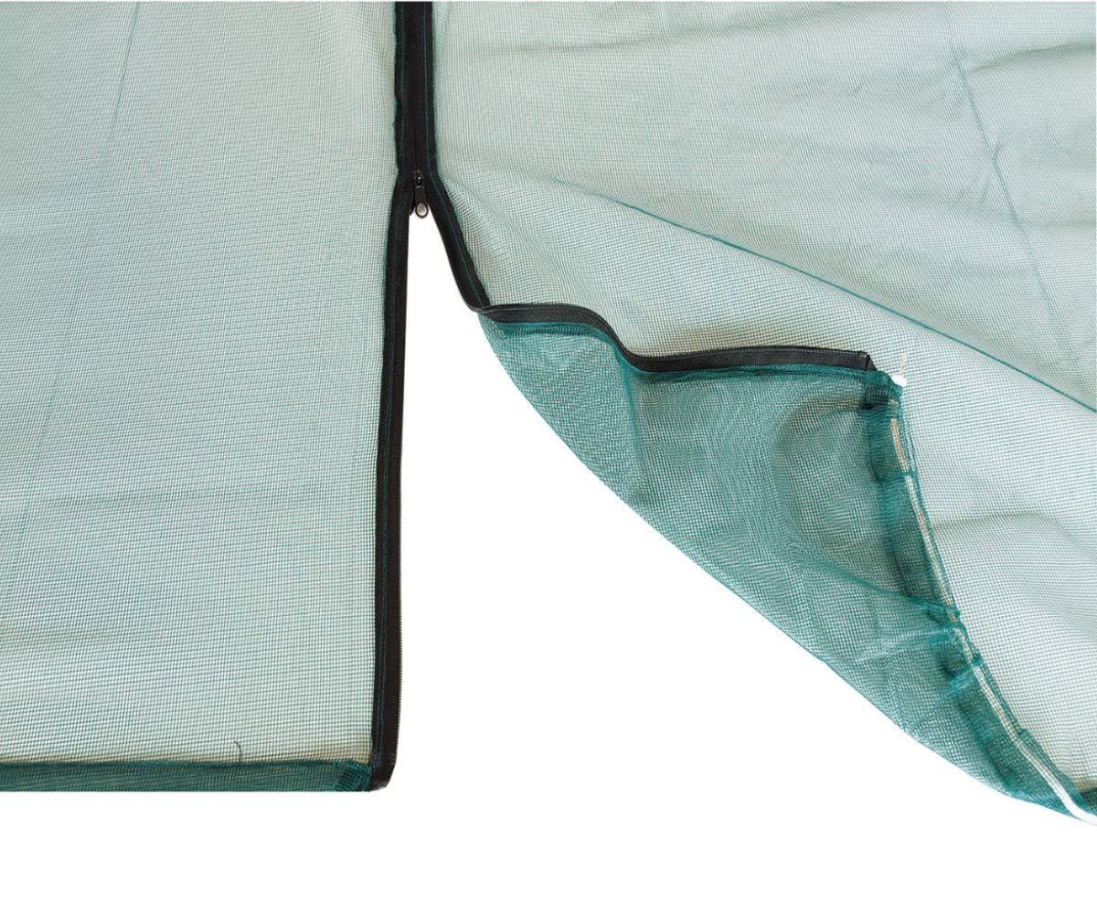 blanc IRS 1/Store moustiquaire en aluminium mod/èle sunox pour fen/être avec embrayage cm 100/x 160/r/éductible