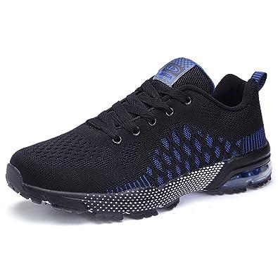 new concept a7bcc 40a0c ZanYeing Damen Herren Sportschuhe Ultra Leichte Laufschuhe Rutschfeste  Sneakers Mädchen Junge Schuhe mit Dämpfung Sommerschuhe