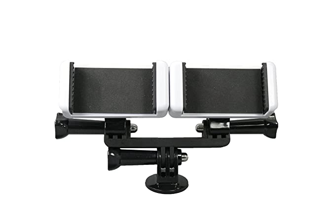 c5145c432 OCTO MOUNTS - Dual Tripod Mount Adapter for Live Video and Photography with Multiple  Devices.