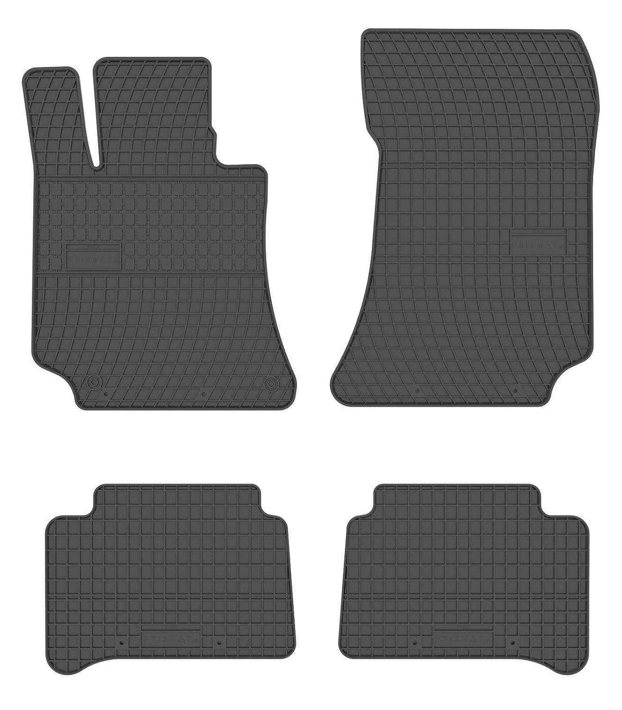 PREMIUM Antirutsch Gummi-Kofferraumwanne für Mercedes E-Klasse S212 2009-2016