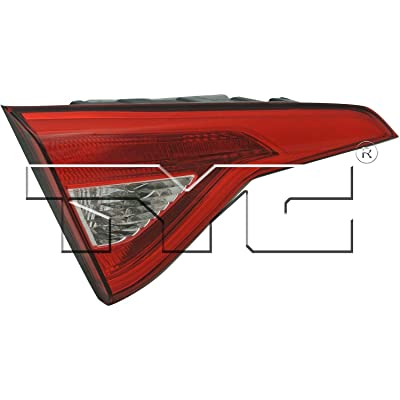 TYC 17-5524-00-9 Compatible with Hyundai Sonata Left Replacement Reflex Reflector: Automotive